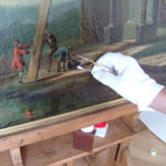 Gemälderestaurierungen